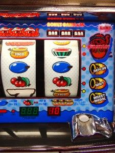 Taco Slot Machine Japanese Skilled Game The Amazing Character Octopus
