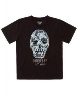 Metal Mulisha Kids T Shirt, Boys Bonehead Tee   Kids Boys 8 20