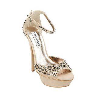 Steve Madden Stonned Blush Womens Ankle Strap Size 7 M