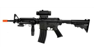 D92H AEG Airsoft Machine Gun Rifle Fully Automatic Electric Hop Up