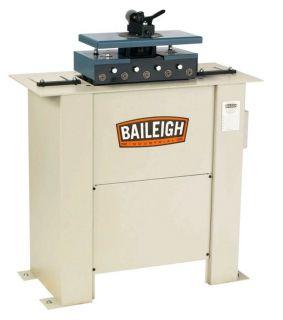 Baileigh LF 20 Pittsburgh Style Lock Former Machine New