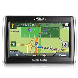 Magellan Roadmate 1470 GPS Vehicle Navigation System