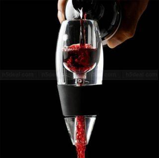 Magic Decanter Red Wine Aerator Essential Set Gift J