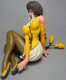 Magna Carta Anime PVC Resin Bandai Figure Rith