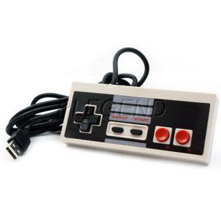USB Retro NES Nintendo Classic Controllers for PC Window MAC emulators