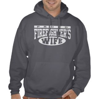 Firefighters Wife Hoodies