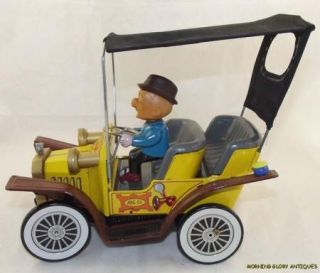 1961 Hubley Mr Magoo Car Working Original Box