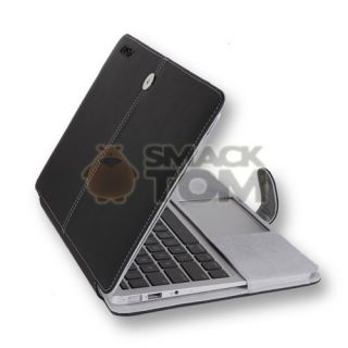 Black OEM Leather Case Cover New for Apple MacBook Air 11inch Screen