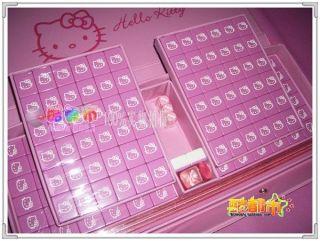 New Sanrio Hello Kitty Medium Size Mahjong Game Set