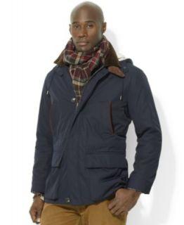 Polo Ralph Lauren Big and Tall Vest, Elmwood Down Vest   Mens Coats