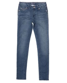 Jeans, Girls Plus Size Super Skinny Jeans   Kids Girls 7 16