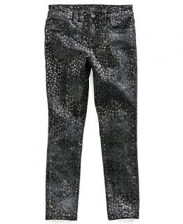Kids Jeans, Girls Leopard Print Jeans   Kids Girls 7 16
