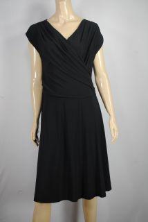 New Mai Tai Soprano Faux Wrap Dress Sz 2X 3X