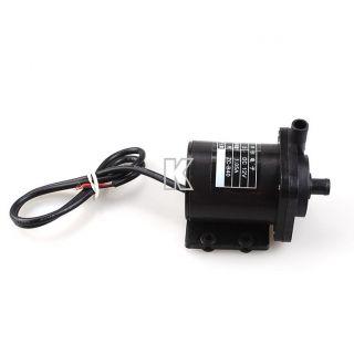 12V Magnetic Pump High Temp 100℃ Solar Hot Water Pump F Oil