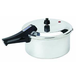 Mirro 6 Quart Pressure Cooker Aluminum