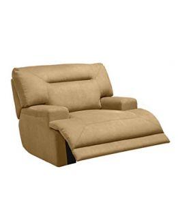 Ricardo Fabric Power Recliner Chair, 48W x 44D x 38H