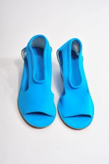 Maison Martin Margiela MM6 Stretch Sandals Black or Blue