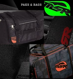 MSR XC Pak Bag Backpack Tool Accessories Black Trail Off Road Dual
