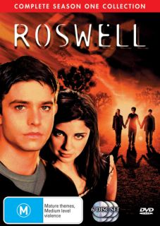Roswell The Complete Season 1 DVD