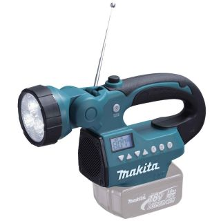 Makita BMR050 FM Am Job Site Handheld Portable Radio with Torch Naked