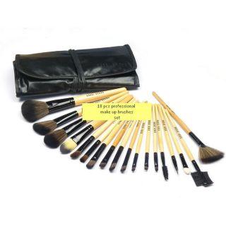 Brand New Bobbi Brown Cosmetic Makeup Brushes 18 Pcs Set Kit