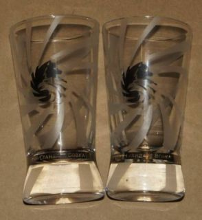 Russian Standard Vodka Crystal Shot Glasses