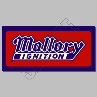 Mixed Decal Sticker Car Parts Goodyear Scat AC Cat Mallary