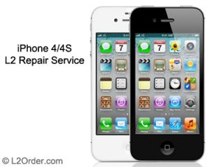 Apple iPhone 4 4S A1332 A1349 A1387 Home Button Repair Replacement