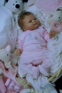 Mummelbaerchens Coco Malu, New Release Reborn Baby Girl, by Elisa Marx