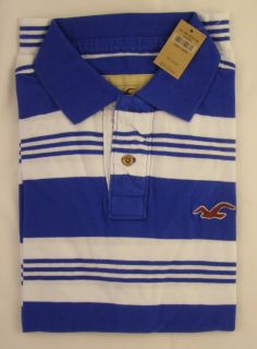 New Hollister Manhattan Beach Polo Shirt