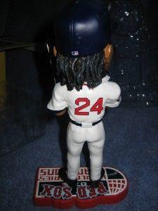 Manny Ramirez World Series 07 Red Sox Bobble Head