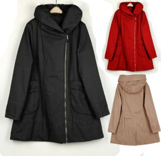Oversized Womens Winter Cotton Coat YJ093 Plus 1x2x3x4x5x6x7x8x9x10x