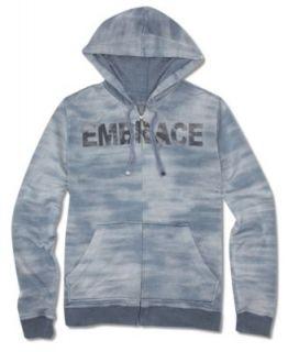 Calvin Klein Jeans Hoodie, Spray Hooded Sweatshirt   Mens Hoodies