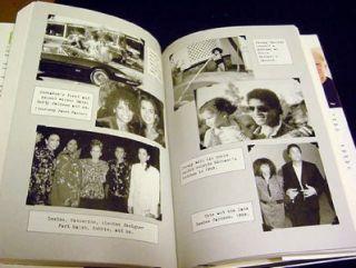 Michael Jackson Family 5 Values Memories Madness Book