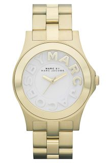 New Marc by Marc Jacobs Gold Stainless Steel Ladies Watch MBM3134