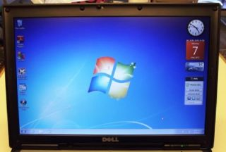 Dell Latitude D630 2 20GHz T7500 2GB Mem 120 GB HD Windows 7 Ultimate