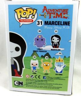 Adventure Time Finn Jake Marceline 31 Pop Vinyl Collectible 6 Figure