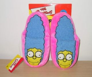 The Simpsons Marge Simpson Slippers New Ladies Womens Size 7 8 Medium