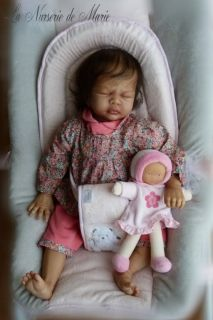 Reborn Baby Girl Doll Prototype Laura Lee Eagles Amelia Kit