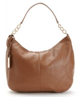 Calvin Klein Handbag, Key Item Leather Hobo
