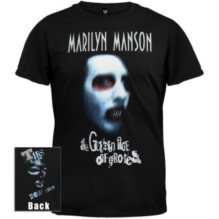 Marilyn Manson Grotesk T