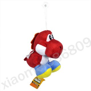 Super Mario Bros Yoshi 7 Plush Toy Doll M76 EE