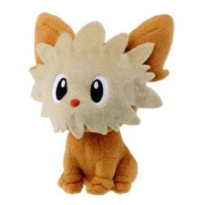 BW Lillipup Plush Stuffed Pokedoll 8 Soft Toy Doll Plushie N26