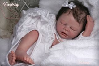 Reborn Sam by Marissa May Reborn Doll Kit Peach HTF I Have It in Stock