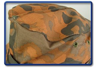 WW2 German Elite Plane Tree No 2 Camo Field Cap 60
