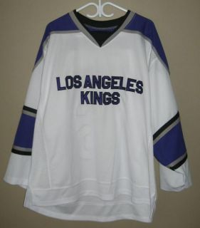 Marcel Dionne Game Worn Jersey Autographed