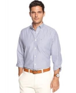 Tommy Hilfiger Shirt, Core Vineyard Button Down   Mens Casual Shirts