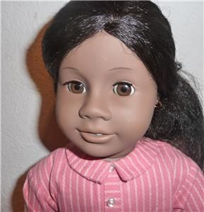 American Girl Doll Addy Pleasant Company Artist Mark