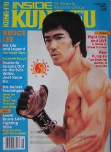 86 in Kung Fu Magazine Karate Dan Inosanto Bruce Lee