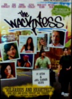 The WACKNESS (2008) Ben Kingsley Josh Peck Famke Janssen Olivia Thirby